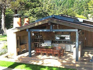 Rustic Outdoor Kitchens Simple Kitchen Tedxoakville Home Blog Design For