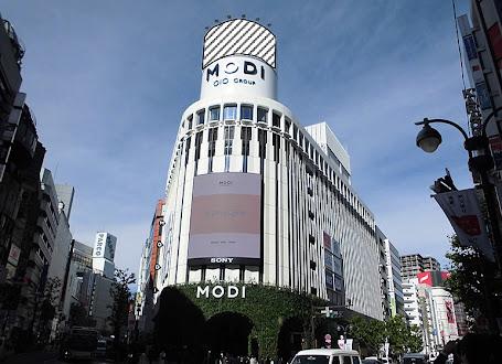 渋谷モディ シリンダー