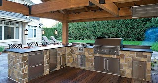 Seattle Outdoor Kitchens 4 Ultimate for Summer Barbecuing