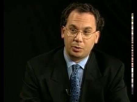 Norman Rosenbaum and Rabbi Marc Schneier (Original Airdate 4/05/1998)