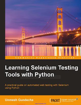 Learning Selenium Testing Tools with Python.pdf