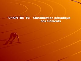 CHAPITRE IV cours chimie.ppt