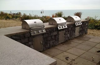 Outdoor Kitchen Grill Tops