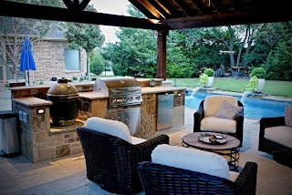 Outdoor Kitchen Area Best Appliances to Use Tips From Dallas