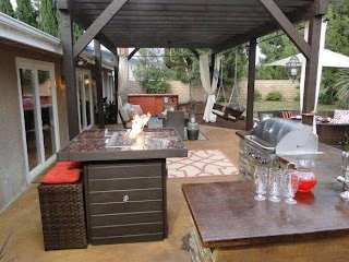 Outdoor Kitchen Islands Pictures Ideas Tips From Hgtv Hgtv
