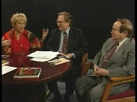 Joe Franklin, Tim Boxer, Marilyn Michaels and Lou Jacobi (Original Airdate 12/15/1996)