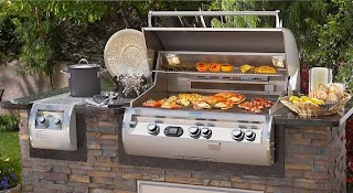 Outdoor Kitchen Grills Reviews Best Built in Gas for 2019 and Buying Guide