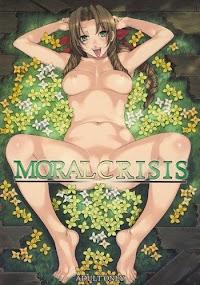(C73) [Alice no Takarabako (Mizuryu Kei)] MORAL CRISIS (Final Fantasy VII) [English]