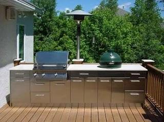 Outdoor Kitchen Chicago S in Drury Design