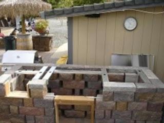 Pavestone Outdoor Kitchen Rock that Ocf