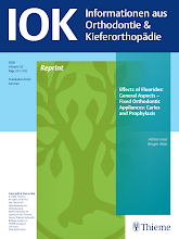 Effects of Fluorides General Aspects Fixed Ortho Appliances