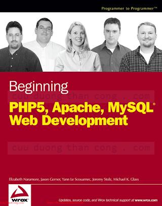 Beginning PHP5, Apache, And MySQL Web Development (2005).pdf