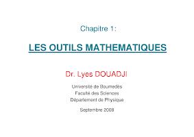 les outils mathematiques.pdf