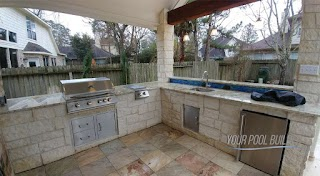 Outdoor Kitchen Builders Living Construction Texas S Patio Remodeling