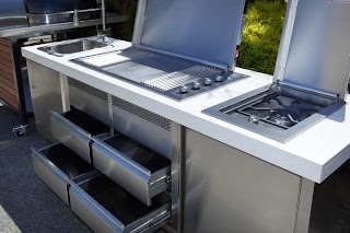 Buy Outdoor Kitchen S The Benefits What to Consider The Effect on The