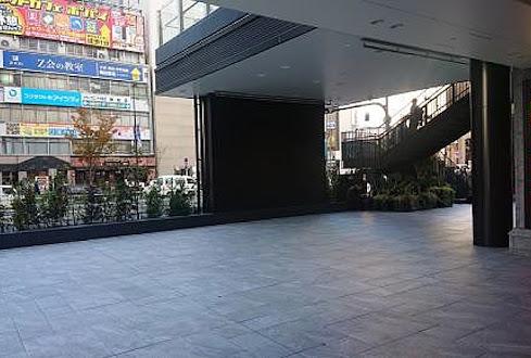 LINKS UMEDA 1F北東入り口前イベントスペース