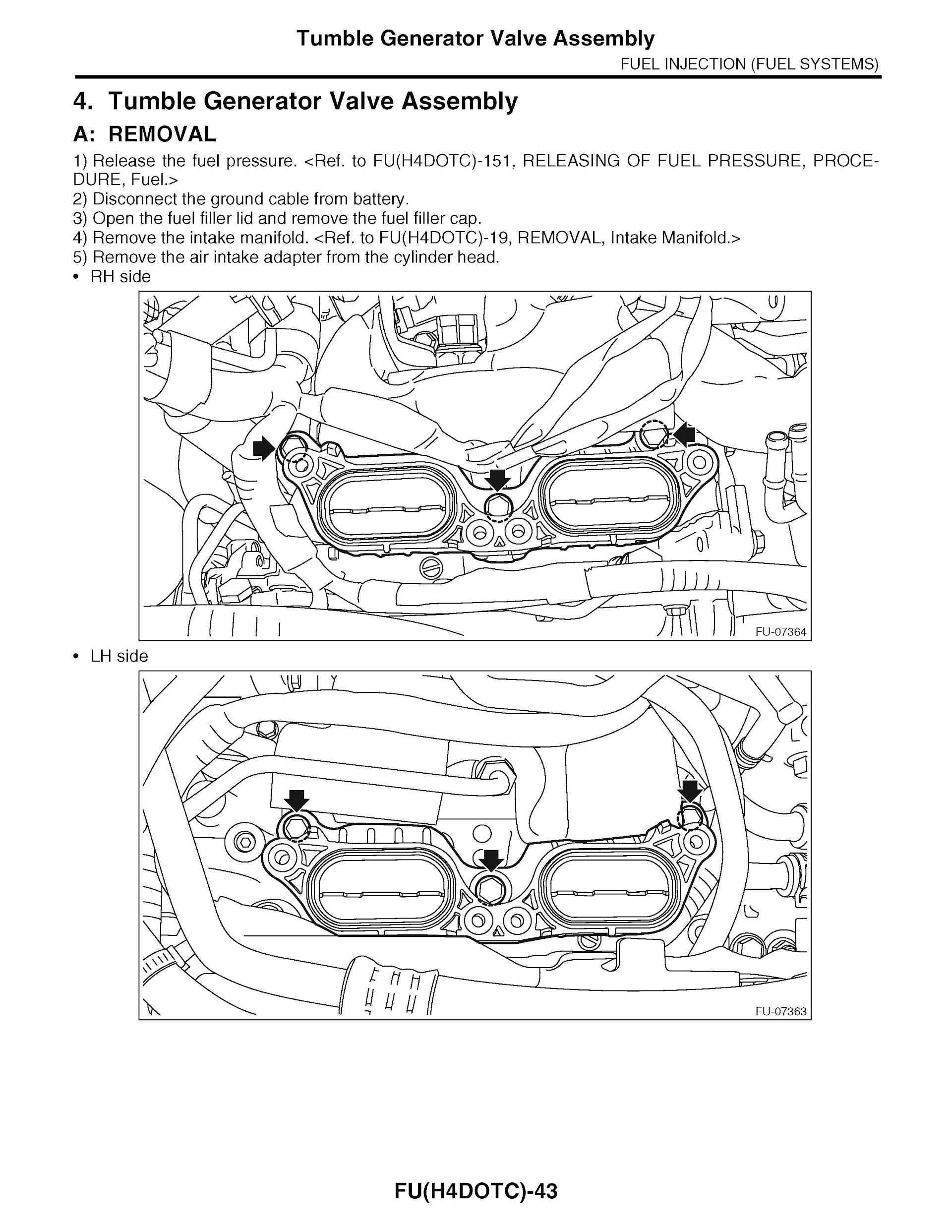Download 2014 Subaru Forester Service Repair Manual.
