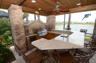 Atlantis Outdoor Kitchens Our Surpass The Test of Time Kitchen Cabinets And