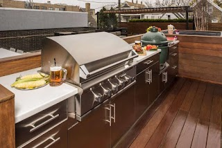 Outdoor Kitchen Equipment Spaces Continue to Grow As More Focus on Durability