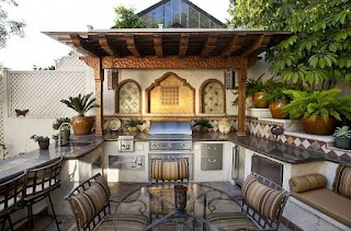 Outdoor Kitchens Pictures Designs Designing The Perfect Kitchen