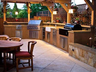 Outdoor Kitchen Designer S Hgtv