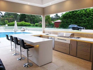 Outdoor Kitchens Adelaide Modern Designs Free Quotes Quality Work
