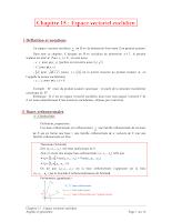 espace vectoriel eucledien (cours).pdf