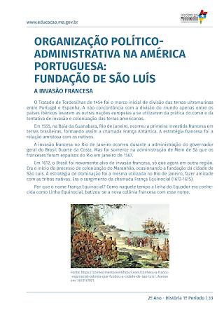 FUNDAÇÃO DE SÃO LUIS