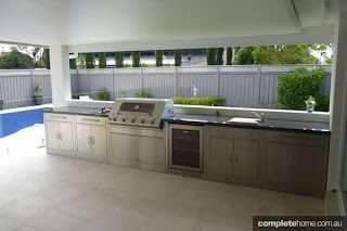 Best Outdoor Kitchens Australia Three Top Barbeques for This Summer Completehome