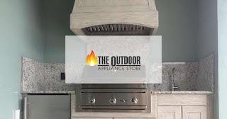 Outdoor Kitchen Exhaust Hoods Grills Your New Grill Hood Awaits