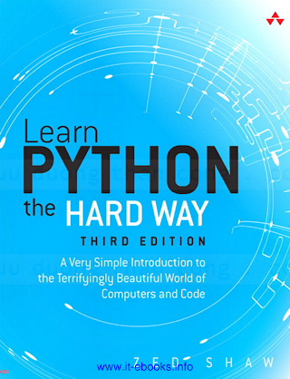 Learn Python the Hard Way, 3rd Edition.pdf