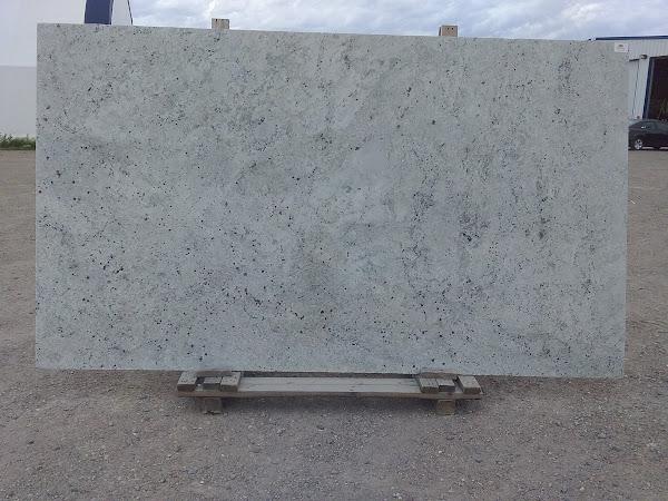 Mayfair White Granite #10509