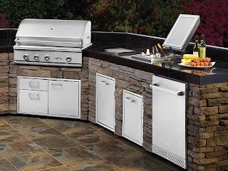 Drop in Grills for Outdoor Kitchens Toronto Home Comt Livg Islands Delta Heat