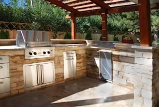 Designing Outdoor Kitchen Designs Ideas Landscaping Network