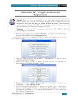 05 - Manipuler Des Fichiers Par Programmation - Manipulation WinDev.pdf