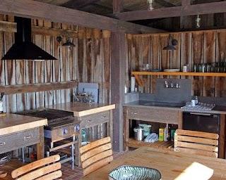Rustic Outdoor Kitchen Ideas Designs Designs Plank