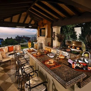 Outdoor Kitchen and Bar Awesome S with S Artisan Crafted Iron