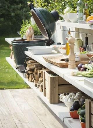 Wwoo Outdoor Kitchen Living Design