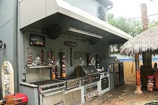 Ultimate Outdoor Kitchen S in Multimillion Dollar Homes Realtorcom