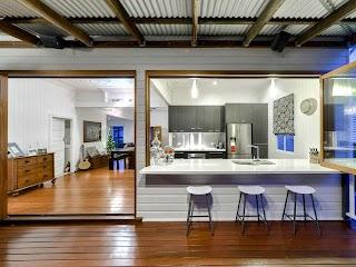 Indoor Outdoor Kitchen Designs S that Work Together Aok
