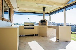 Sydney Outdoor Kitchens Kitchen Design Kellyville