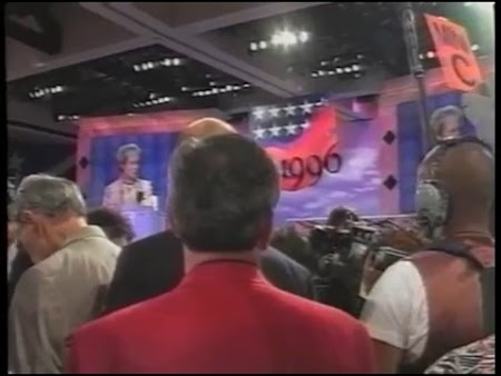 Charney at the Republican National Convention in Houston Part 2 (Original Airdate 8/25/1996)