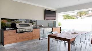 Outdoor Kitchens Perth Inspiring Custom Made Alfresco