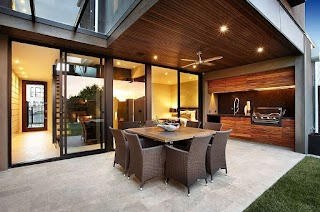 The Outdoor Kitchen Designing Perfect
