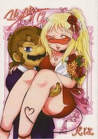 (Nemuriko no Ki) Machuchu 10 (Paper Mario and The Thousand Year Door)[English][SMDC]
