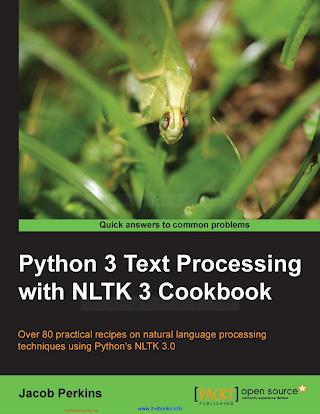 Python 3 Text Processing with NLTK 3 Cookbook.pdf