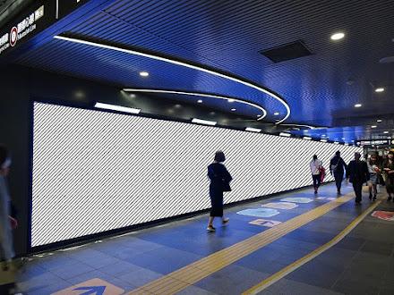 渋谷駅ビッグサイネージ プレミアム