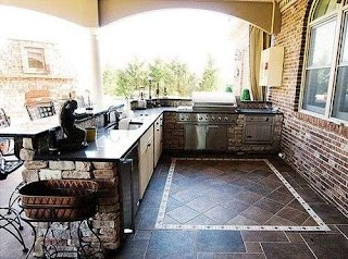 Outdoor Kitchens for Small Spaces Kitchen Ideas Are They Kidding Me