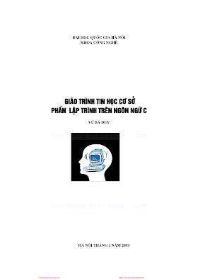Giao trinh ngon ngu C ĐHQGHN.pdf