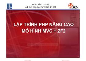 Bài giảng mô hình MVC và Zend Framework.pdf